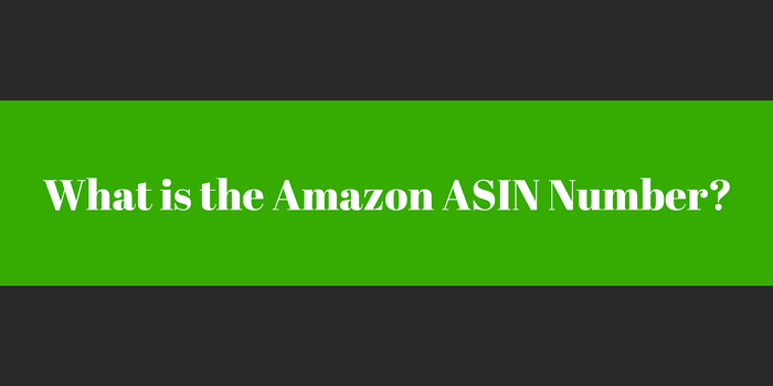 What is the Amazon ASIN Number