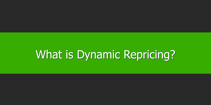 What is Dynamic Repricing