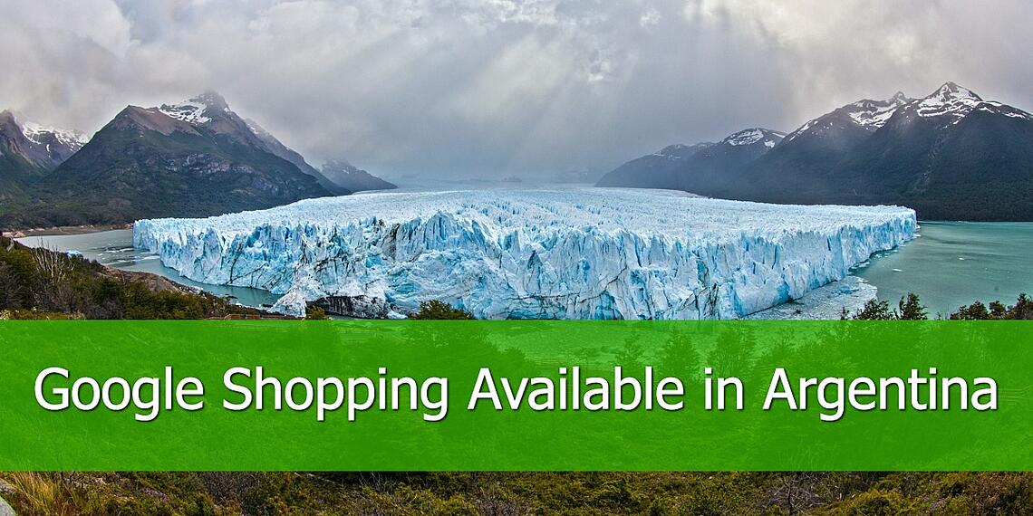 Google Shopping is Available in Argentina