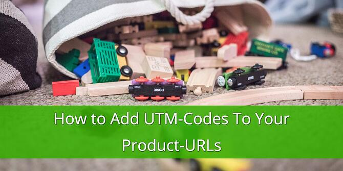 How to Add UTM Codes to Product URLs