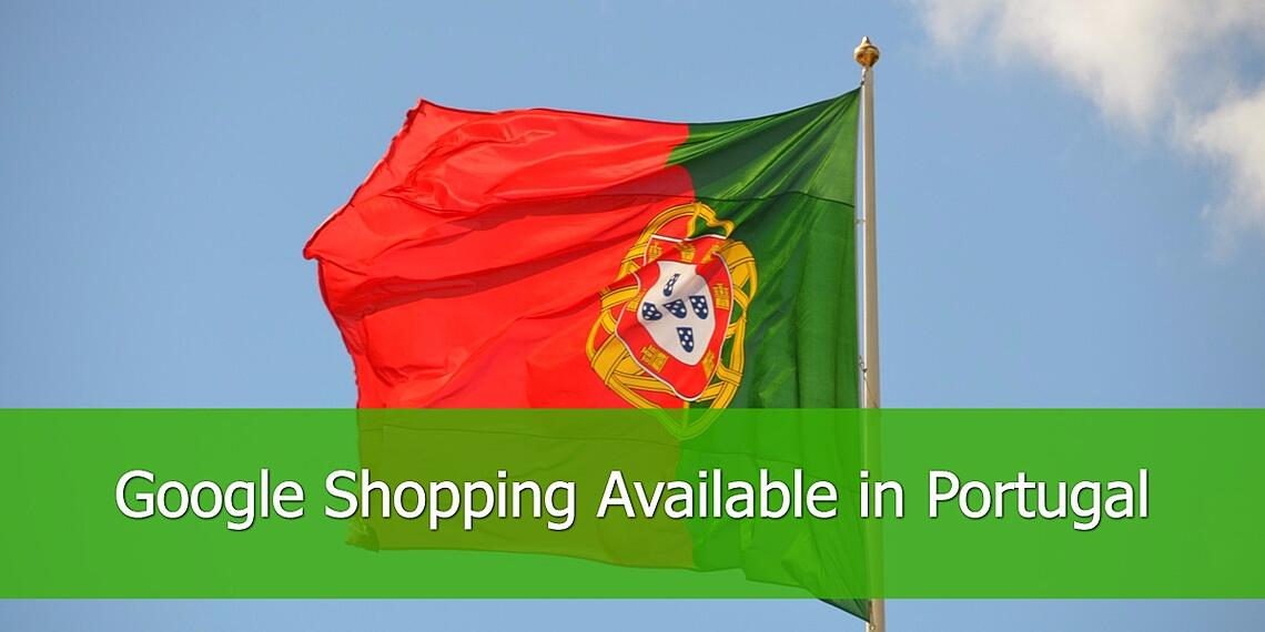 Google Shopping is Available in Portugal