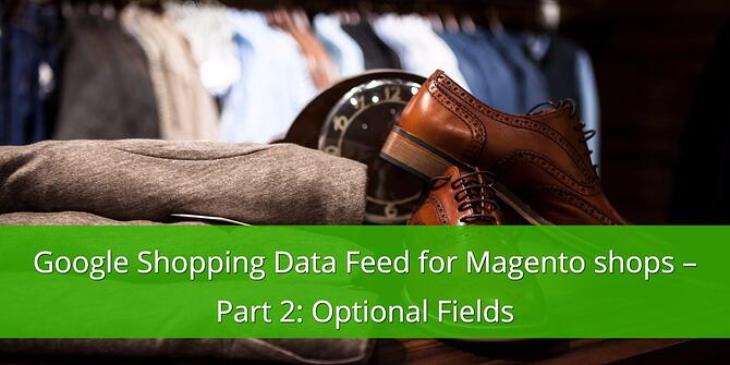 Magento Optional Fields in Google Shopping