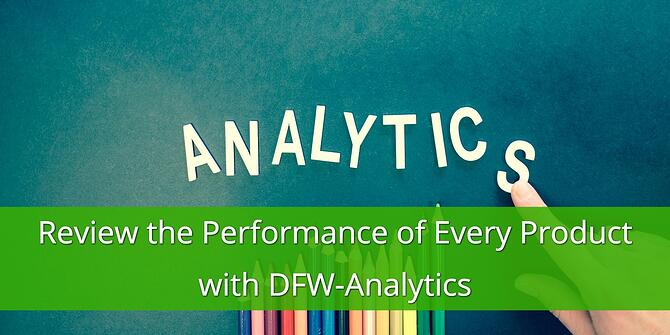 Review Performance of Every Product in DataFeedWatch-Analytics