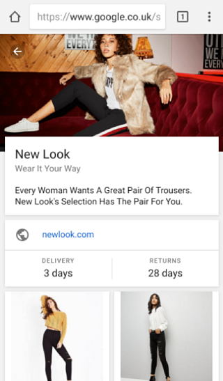 Google Showcase Shopping Ads Expansion