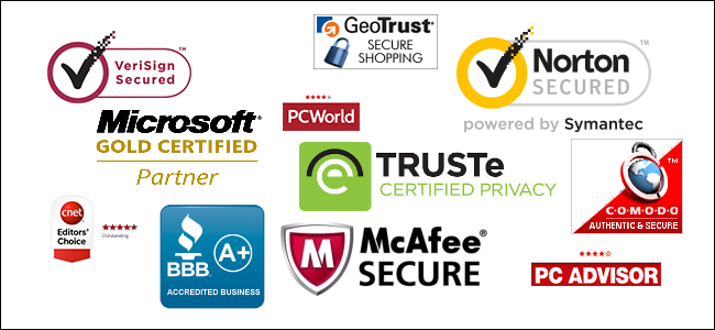 Shopping Experience Trust Seals