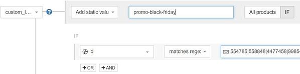 google_shopping_custom_labels_datafeedwatch_feed_rules_black_friday_promo