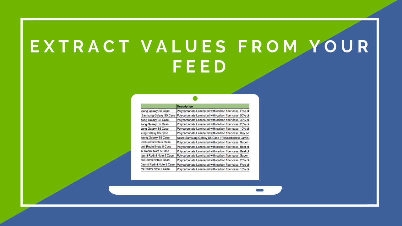 extract-values-product-feed